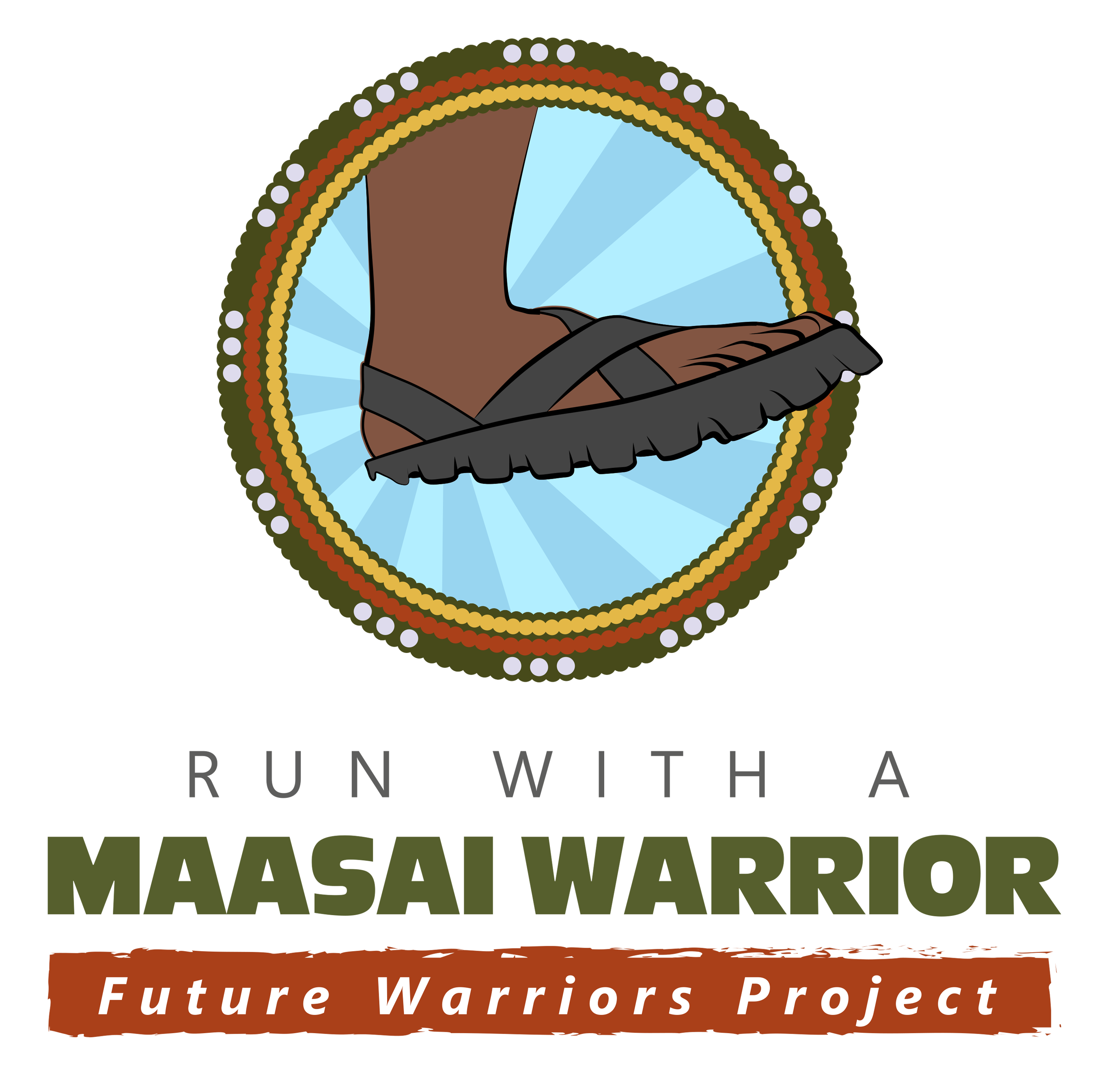 Run with a Maasai warrior