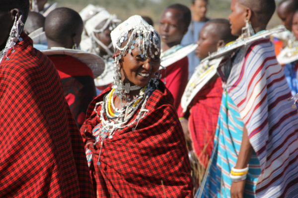 Supporting Maasai Women